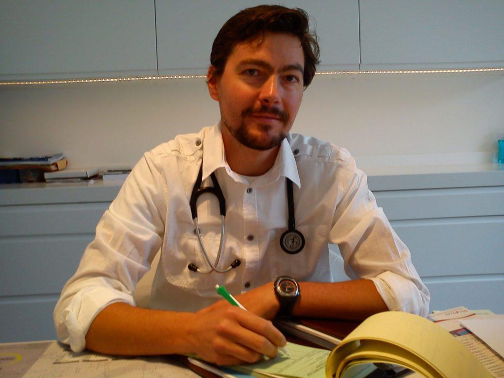 Dokter Geoffroy Lemeur